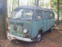1968 VW Volkswagen Westfalia Camper Bus