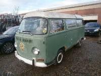 1968 VW Bus Camper Van