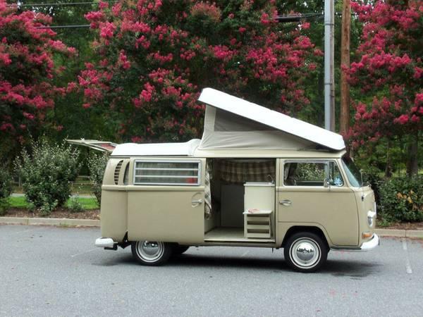 1968 (Westy) VW Bus Camper