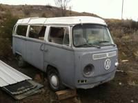 1969 VW Bus Camper