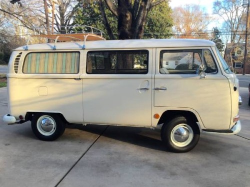 1969 VW Bus Camper Conversion Riviers For Sale in ...