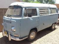 1969 VW Camper Bus (Westy)