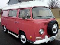 1970 VW Bus Camper Riviera 4X4