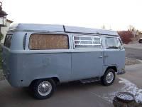 1970 Volkswagen Camper Bus