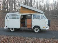 1970 VW Camper Bus Westfalia