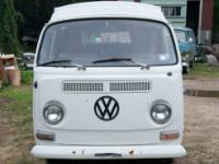 1970 VW Camper Pop Top Van
