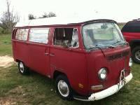 1970 VW Westfalia Camper Van