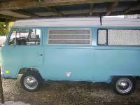 1970 VW Bus Camper