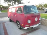 1970 VW Westfalia Camper Bus