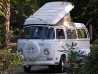 1970 Campmobile VW Popup Van Bus Camper