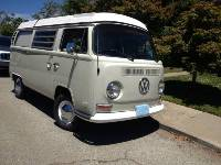 1970 VW Bus Westfalia Pop Top