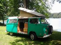 1970 VW Bus Van Camper Westfalia