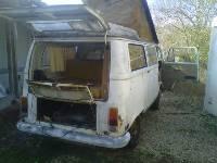 1970 Volkswagen Westfalia