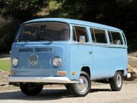 1971 VW Bus Camper Tintop