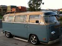 1971 VW Bay Window Bus
