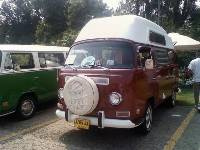 1971 Volkswagen Westfalia Camper Bus