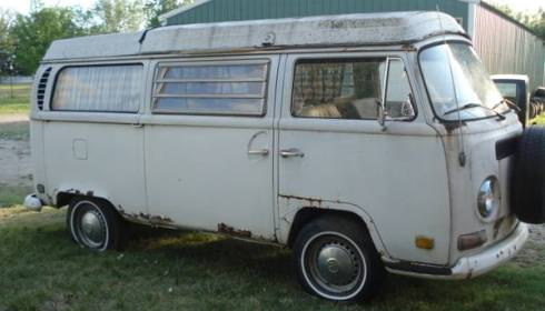 1971 Westfalia Bus For Sale in Belle Plaine, KS