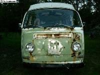 71 Volkswagen Westy Camper Bus