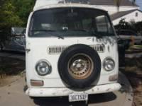 71 Westfalia vw bus