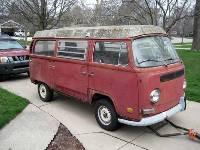 1971 VW Bus Camper Westfalia