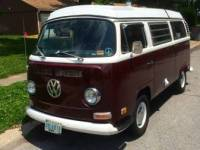 1971 VW Bus (Uncle Rico)