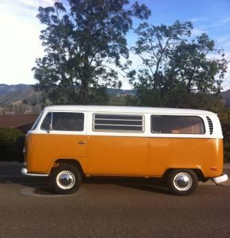 1971 VW Bus Conversion For Sale in San Luis Obispo CA