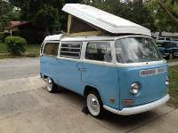 1971 Vw Bus Westfalia REDUCED