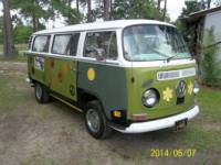 72 VW Bus