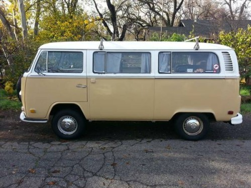 1972 VW Bus Camper Conversion For Sale in Chico, CA