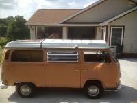 1972 Volkswagen Bus/Camper