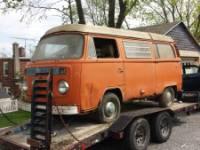 1972 Volkswagon Camper Bus