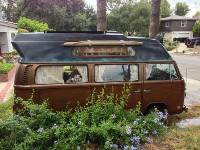 1973 VW Bus with High Top