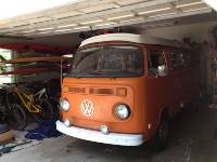 VW Bus 1973 Westfalia