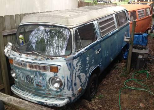 Two 1973 VW Buses (Westfalia) For Sale in Fayetteville ...