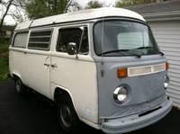1973 VW Bus Camper