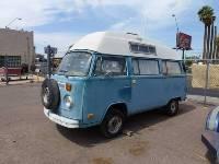 1973 VW Bus/American Camper