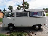1973 VW Westfalia Camper Bus