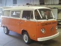 1975 Volkswagen Camper Bus Westfalia