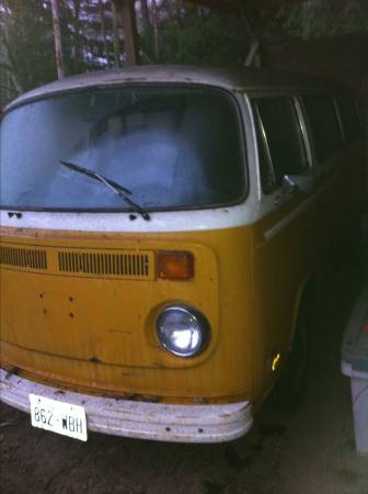 1976 Conversion Bellingham WA