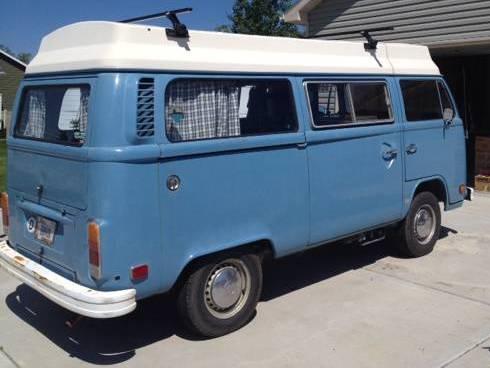 1977 VW Bus Riviera Camper For Sale in Billings, MT