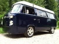 1977 VW Bus Pop Top