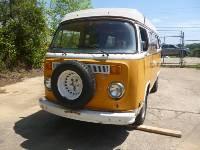 1977 VW Camper Bus