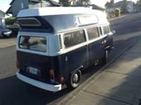 1977 VW Bus Adventurewagen