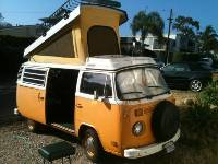 1977 VW Bus-Westfalia Camper