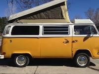 1977 Volkswagen Type II Camper