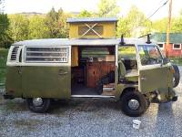 1978 VW Bus - Westfalia- Center/Kitchen Poptop