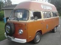 1978 VW Camper Bus