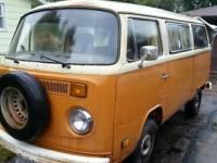 78 VW Bus Volkswagen Van 4 sale