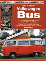 vw bus camper restoration manual