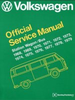 vw bus camper service manual